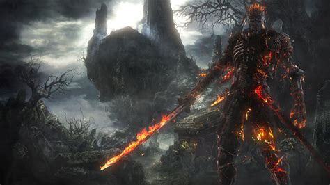 Dark Souls 3 Pictures The Soul Of Cinder By Yare Yare Dong On Deviantart