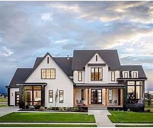 70, Most, Popular, Dream, House, Exterior, Design, Ideas, 1
