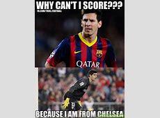 Messi still couldnt score against Chelsea goalkeeper in