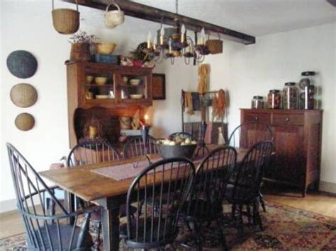 primitive place primitive colonial inspired kitchens