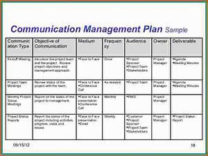 project management communications plan template - project communication plan template business