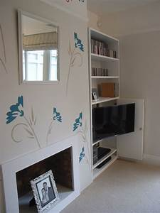 Cable Lighting Systems Bespoke Tv And Hifi Cabinets