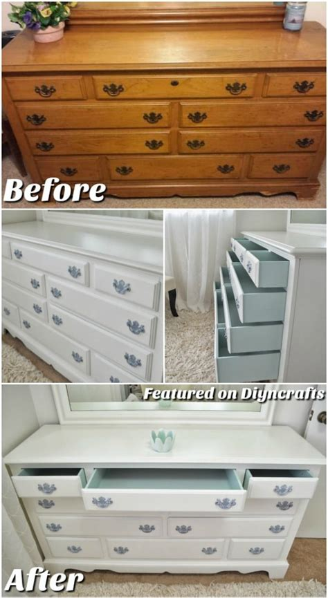 How To Give Your Dresser A Diy Makeover For A Fresh Look