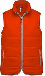 Orange Etre Rappelé : bodywarmer matelass objet publicitaire newcom ~ Gottalentnigeria.com Avis de Voitures