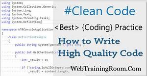 Clean Code Handbook  Best Coding Practices Developer Guide