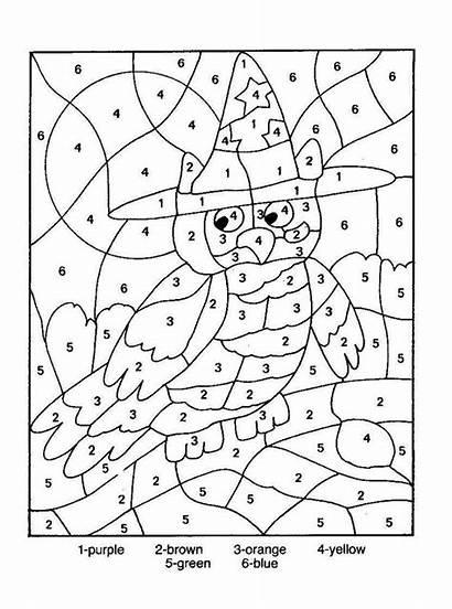 Number Owl Worksheet Halloween Worksheets Preschool Kindergarten