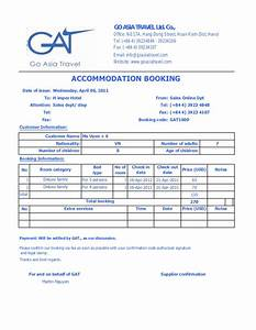 hotels in hanoi hotel booking form gat With accommodation booking form template