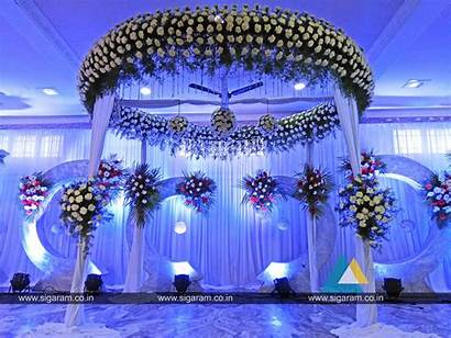 Reception Decoration Annai Mahal Cuddalore Stage Decorations