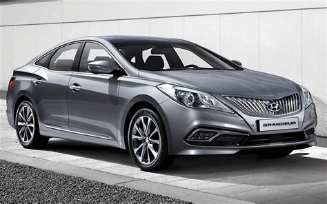 2015 Hyundai Azera Msrp 2015 hyundai azera information and photos zombiedrive