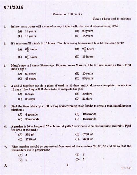 Assistant Questions by Kerala Psc Sle Questions Answers