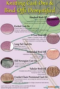Bind Off Knitting 4 Easy Bind Off Knitting Methods