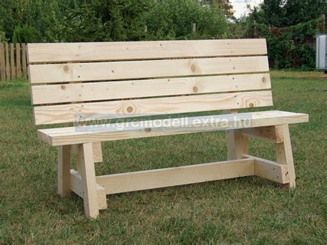 woodwork outdoor bench seat design  plans