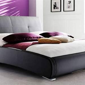 Günstige Betten 180x200 Komplett : polsterbett komplett amadeo bett 180x200 schwarz lattenrost matratze wohnbereiche ~ Bigdaddyawards.com Haus und Dekorationen