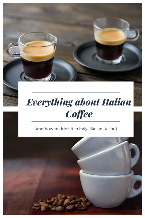 Overview of all our roasters. Italian coffee: the ultimate guide to drink coffee like an Italian in Italy