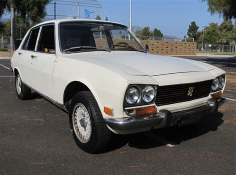 Peugeot 504 For Sale Usa by 1970 Peugeot 504 Bring A Trailer