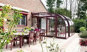 die preiswerte alternative zum wintergarten saphir solar With preiswerte terrassenüberdachung