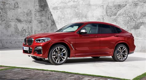 2019 Bmw X4 Is All New But You Probably Cant Tell The