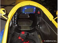 Cockpit Photo gallery F1technicalnet