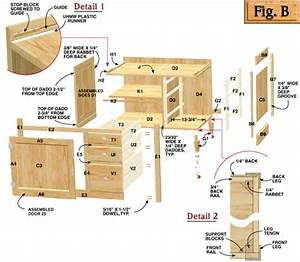 Woodwork Plans Kitchen Cabinets PDF Plans