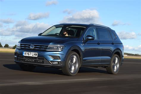 volkswagen tiguan allspace review auto express