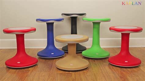 Kore Wobble Chair Vs Hokki Stool by K Motion Stool Kaplan Early Learning Company