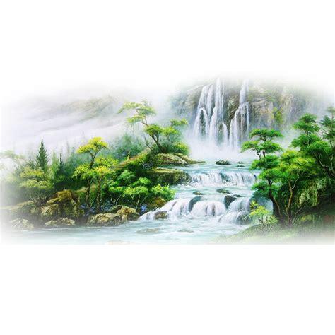 ftestickers landscape waterfall