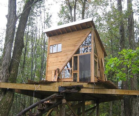 How To Paint Tree House Ideas