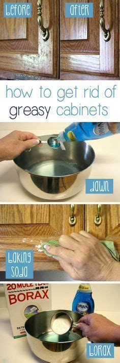 remove grease buildup from kitchen cabinets how to clean grease from kitchen cabinet doors cleaning 9217