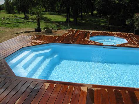 plan bureau d angle piscine pré équipée pour volet lazuli de 7 a 9m piscines