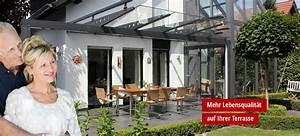 Terrassenüberdachung Zum öffnen : terrassen berdachung glasdach und terrassend cher by gladius ~ Sanjose-hotels-ca.com Haus und Dekorationen
