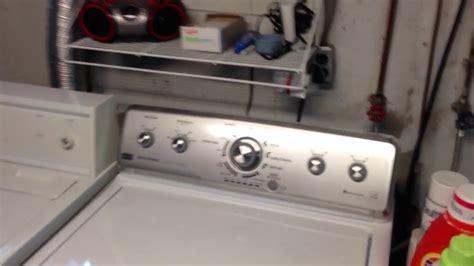 worst machine  maytag centennial washing machine