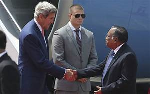 Kerry meets Bangladesh prime minister after extremist ...