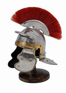 Miniature Roman Imperial Centurion Historical Helmet With