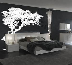 cool bedroom wall stickers on large wall tree decal forest With awesome big wall decals for bedroom