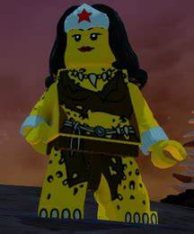 Wonder Woman (Cheetah Disguise) | Lego Marvel and DC ...