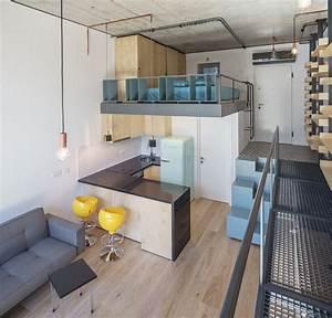 Haustiere Für Kleine Wohnung : kleine wohnung einrichten 30 ideen f r optimale raumnutzung ~ Lizthompson.info Haus und Dekorationen