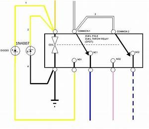 Wiring Diagram For Spdt Relay
