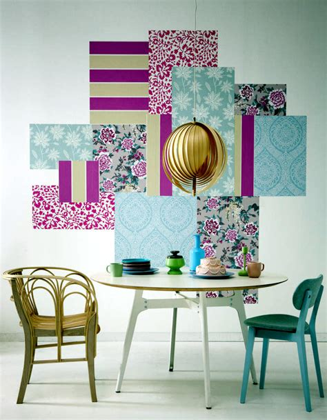 collage  wallpaper patterned wall   picture