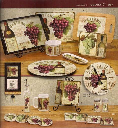 images  grapegrapevine kitchen  pinterest