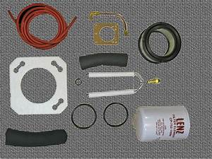 Waste Oil Heater Parts Reznor Tune Up Kit Ra And Rad 140