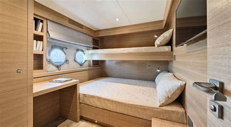 crew cabin dealing with cabin fever on board a yacht crew health
