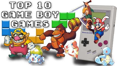 Bart saw game 2 is a new and popular the simpsons game for kids. Top 10 Game Boy Games - Los mejores juegos de Game Boy ...