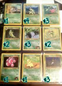 SET ONE Pokemon Cards for Sale