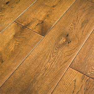 golden oak lacquered engineered wood flooring click system
