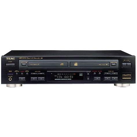 Christmas Gift Teac Rwd200 Dual Deck Cd Recorder And