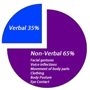 Verbal vs Nonverbal Communication