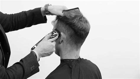 Cutting A Pompadour Haircut On Curly Hair