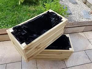 Tuto Bricolage Bois : diy fabriquer une jardini re en bois pour le jardin ~ Melissatoandfro.com Idées de Décoration