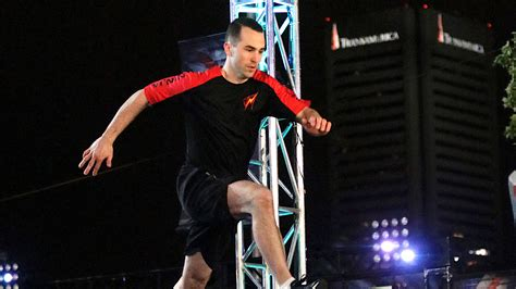 joe moravsky finals ninja warrior american nbc baltimore