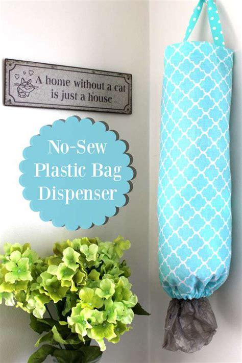 idees pour ranger les sacs en plastiques trucs  astuces